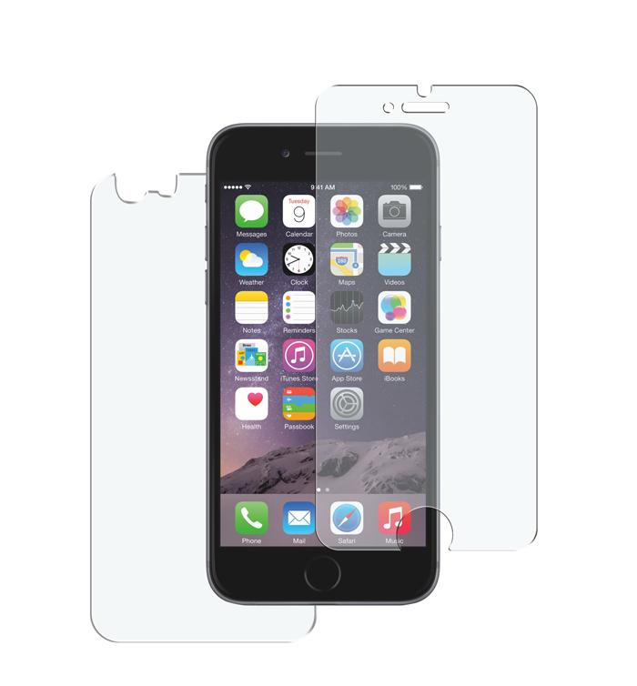 Iphone S Folie Ruckseite